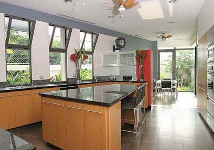 Decoración de cocinas: El color. ¿Cómo elegirlo?