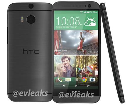 El Nuevo HTC One, se filtra en un folleto revelando su sistema de doble cámara