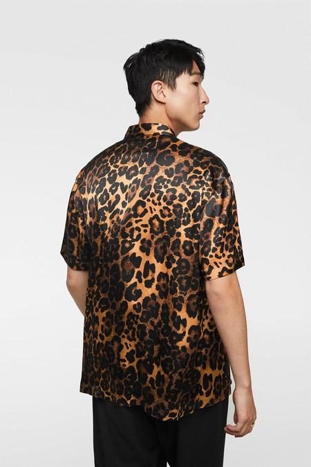 Zara Y El Estampado De Leopardo Conquistaran Tus Looks De Otono Con Estas Dinamicas Piezas