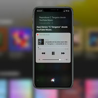 YouTube Music ya es compatible con Siri para competir contra Spotify