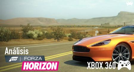 'Forza Horizon' para Xbox 360: análisis