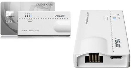 ASUS WL-330N3G, un módem router 3G todo terreno
