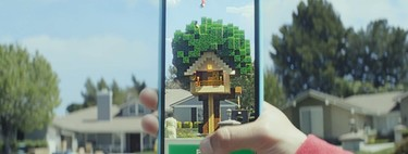 'Minecraft Earth', lo hemos probado: una fiel adaptación de 'Minecraft' a realidad aumentada que trae de la mano algunas novedades
