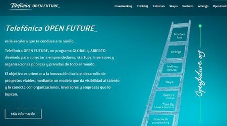 Open Future, la plataforma virtual y abierta para poner en contacto a emprendedores, startups e inversores