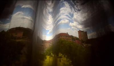 «Draperia obscura», un original timelapse realizado con técnicas de cámara oscura