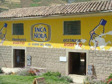 Inca Kola: el refresco de Perú