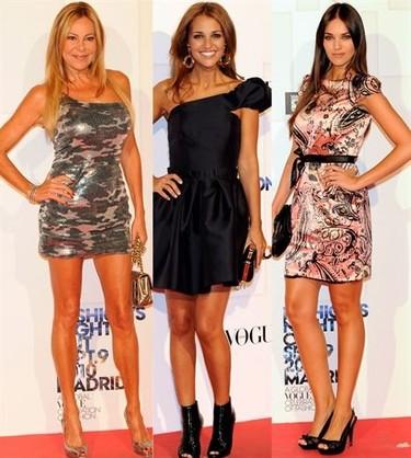 Fashion Vogue Night en Madrid: el look de las invitadas