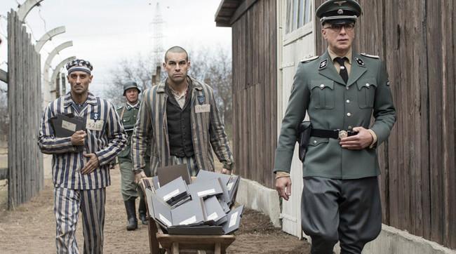 El fantástico tráiler de 'El fotógrafo de Mauthausen' deja claro que Mario Casas quiere su Goya