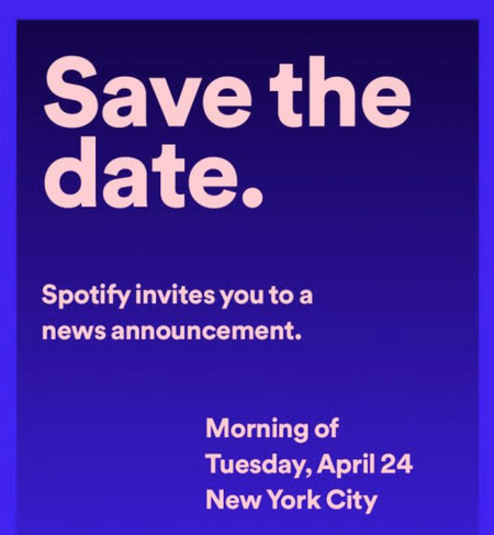 Spotify Event Ny