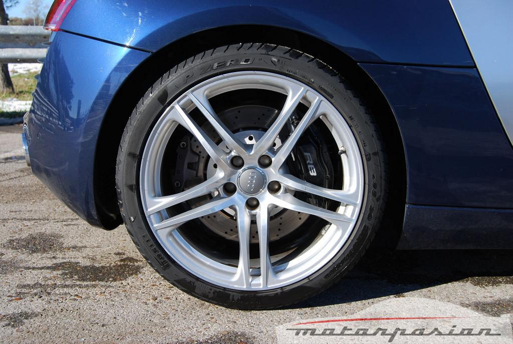 Foto de Audi R8 4.2 FSI R tronic (prueba) (38/50)