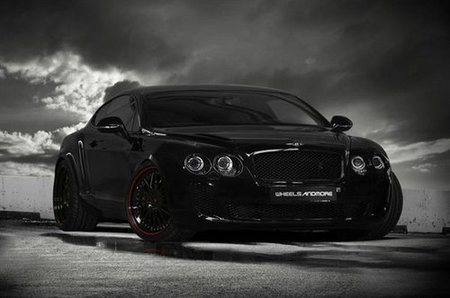 Bentley Supersports