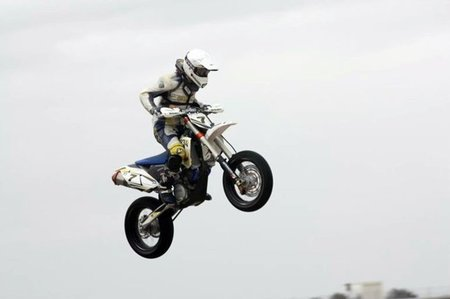 Primera prueba Campeonato de España de Supermotard 2011, Alcarrás