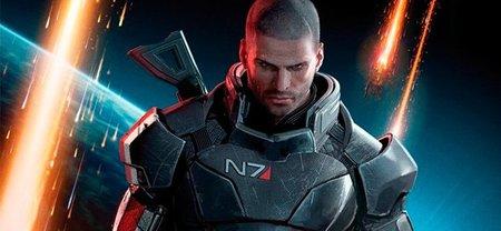 El guión que se filtró de 'Mass Effect 3' no era la última versión