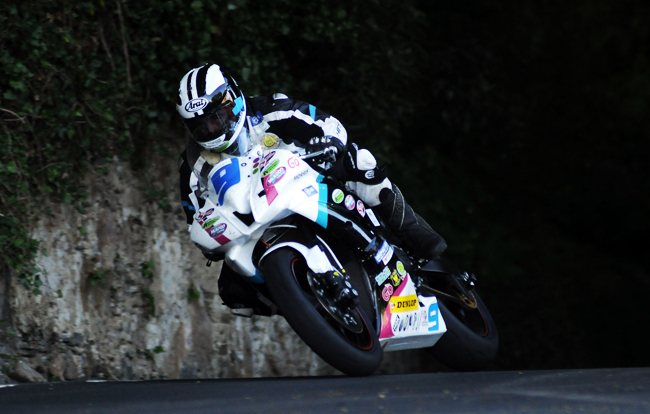 Michael Dunlop IOMTT 2012 Supersport2