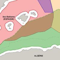 """Qué significa exactamente la """"invasión"""" de Argelia de las aguas territoriales de Cabrera"""