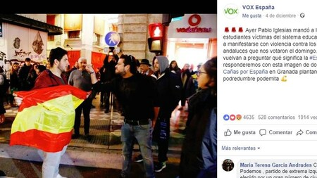El algoritmo de Facebook auspició la agresividad política. Y los partidos españoles se beneficiaron de ello