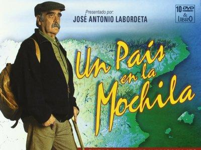 Edición Conmemorativa en DVD de Un País En La Mochila + Libro por 14,99 euros