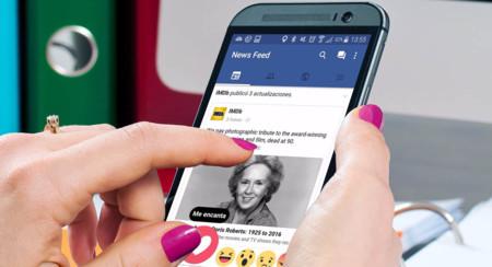 Facebook, con su última actualización, ya te permite contestar a comentarios con un vídeo