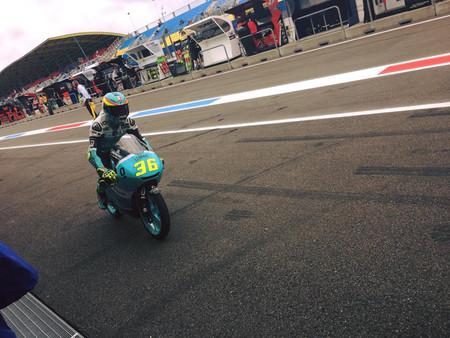 Joan Mir Moto3 Assen 2017