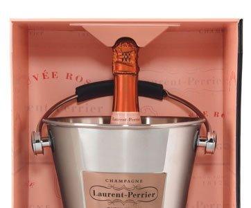 Un lujo de Navidad: la edición limitada de champagne Laurent-Perrier Cuvée Rosé 2010