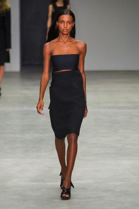 Calvin Klein Collection Primavera-Verano 2014