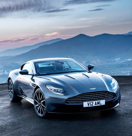 Aston Martin DB11: V12 biturbo y 608 CV de pura belleza