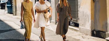 Desigual firma el vestido blanco más versátil y tendencia del verano (y lo hemos encontrado rebajado)