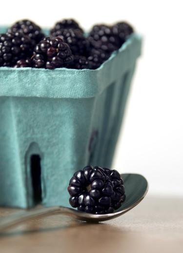 Nueve recetas con moras para saborear el otoño