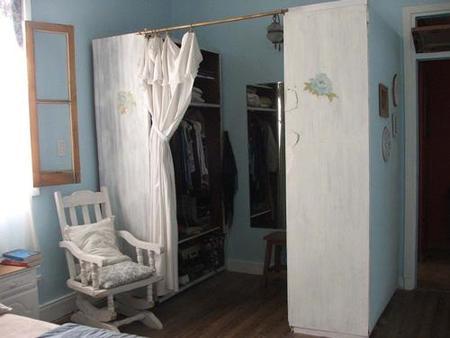 enséñanos tu casa - leda - vestidor
