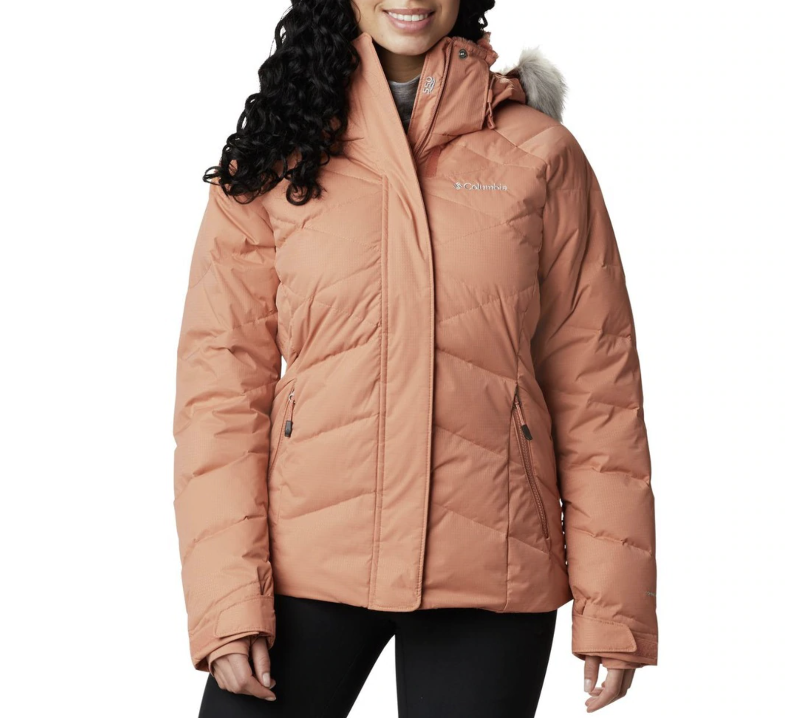 Chaqueta de esquí de mujer Lay D Down™ II Columbia
