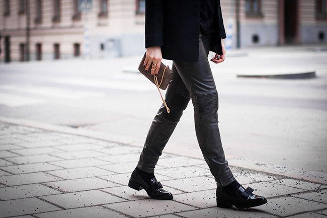 Zapatos Look Hombre