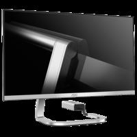 AOC y Porsche colaboran en esta gama de monitores con diseño espectacular pero se olvidan de las especificaciones