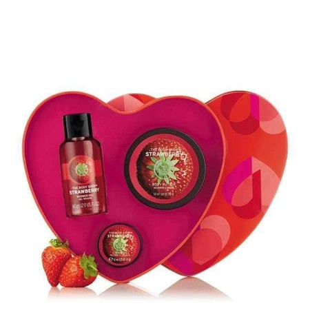 Strawberry Heart Gift Set 2 640x640