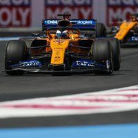 McLaren vuelve a brillar en la Fórmula 1 pero la relación entre Carlos Sainz y Lando Norris se tensa