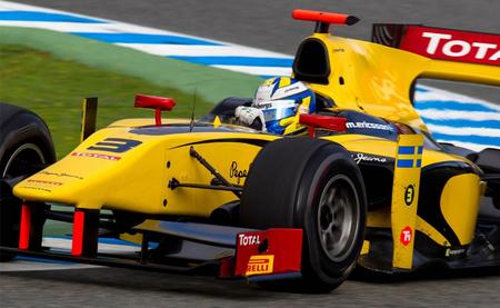 DAMS confirma a Marcus Ericsson y a Stéphane Richelmi para la GP2 en 2013
