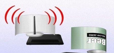 Cómo mejorar la intensidad de nuestra señal WiFi con una lata de cerveza