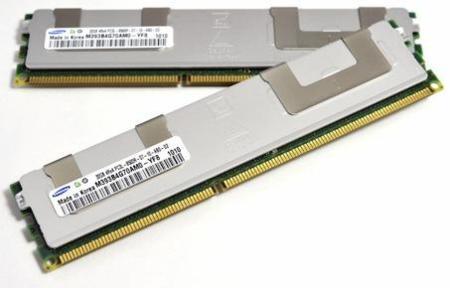 Módulos de memoria RAM de Samsung de 32 GB para alcanzar un nuevo límite