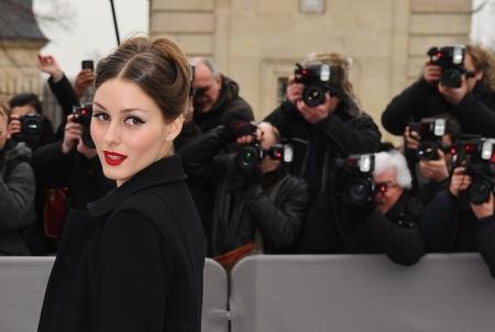 Las famosas no se pierden el desfile de Dior en la semana de la moda de París