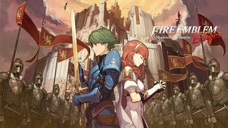 La aventura de Fire Emblem Echoes: Shadows of Valentia se ampliará con cinco DLC