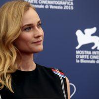 Diane Kruger y Paz Vega: duelo de estampados florales en Venecia