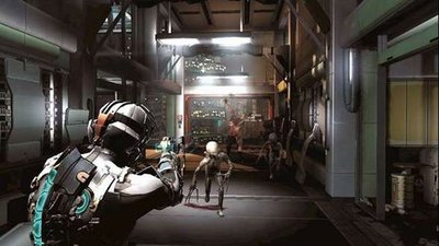 'Dead Space 2', imágenes de los nuevos mapas multiplayer gratuitos