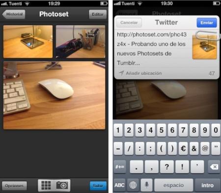 Photoset: Tumblr se atreve a diversificar sus servicios con una nueva aplicación para compartir fotografías