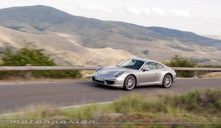 Porsche 911 Carrera S PDK, prueba (equipamiento y seguridad)