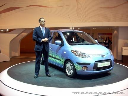 Hyundai en el Salón de Madrid