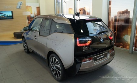 BMW i3 Madrid exterior 04