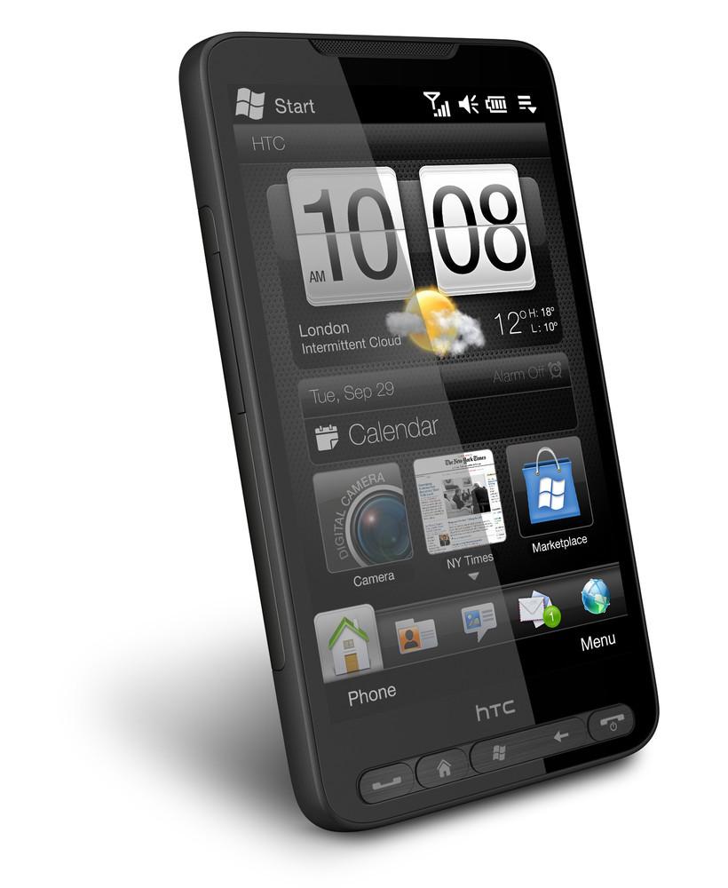 Foto de HTC HD2, imágenes oficiales (3/6)