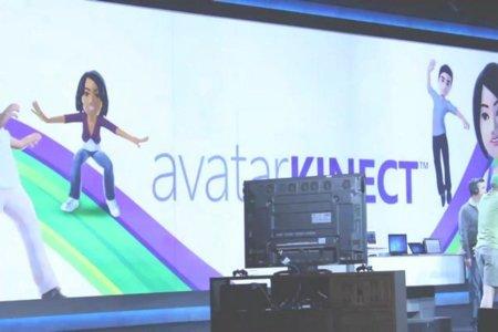 Avatar Kinect está listo para saltar a escena