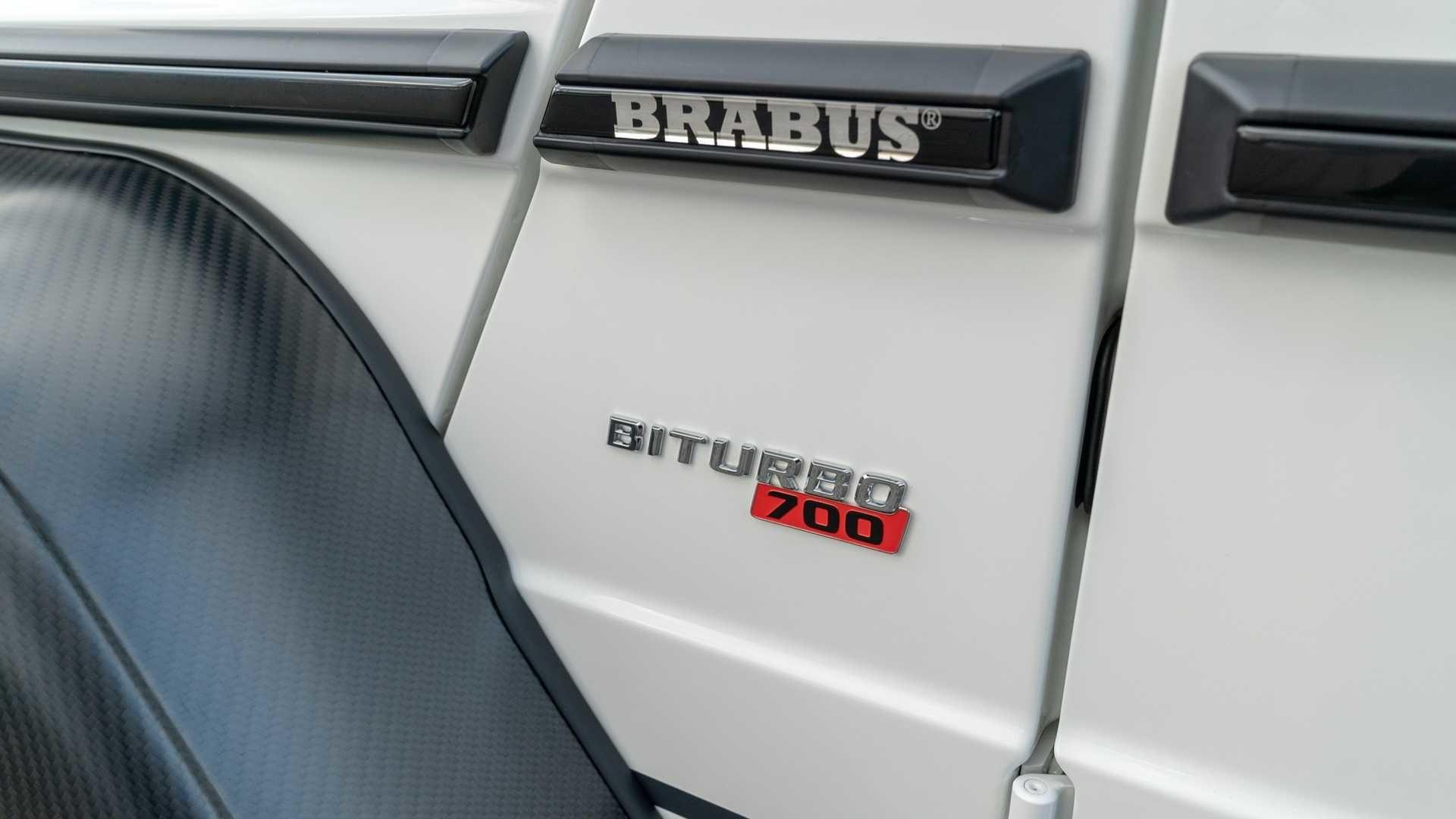 Foto de Brabus 700 4x4 Final Edition (10/14)