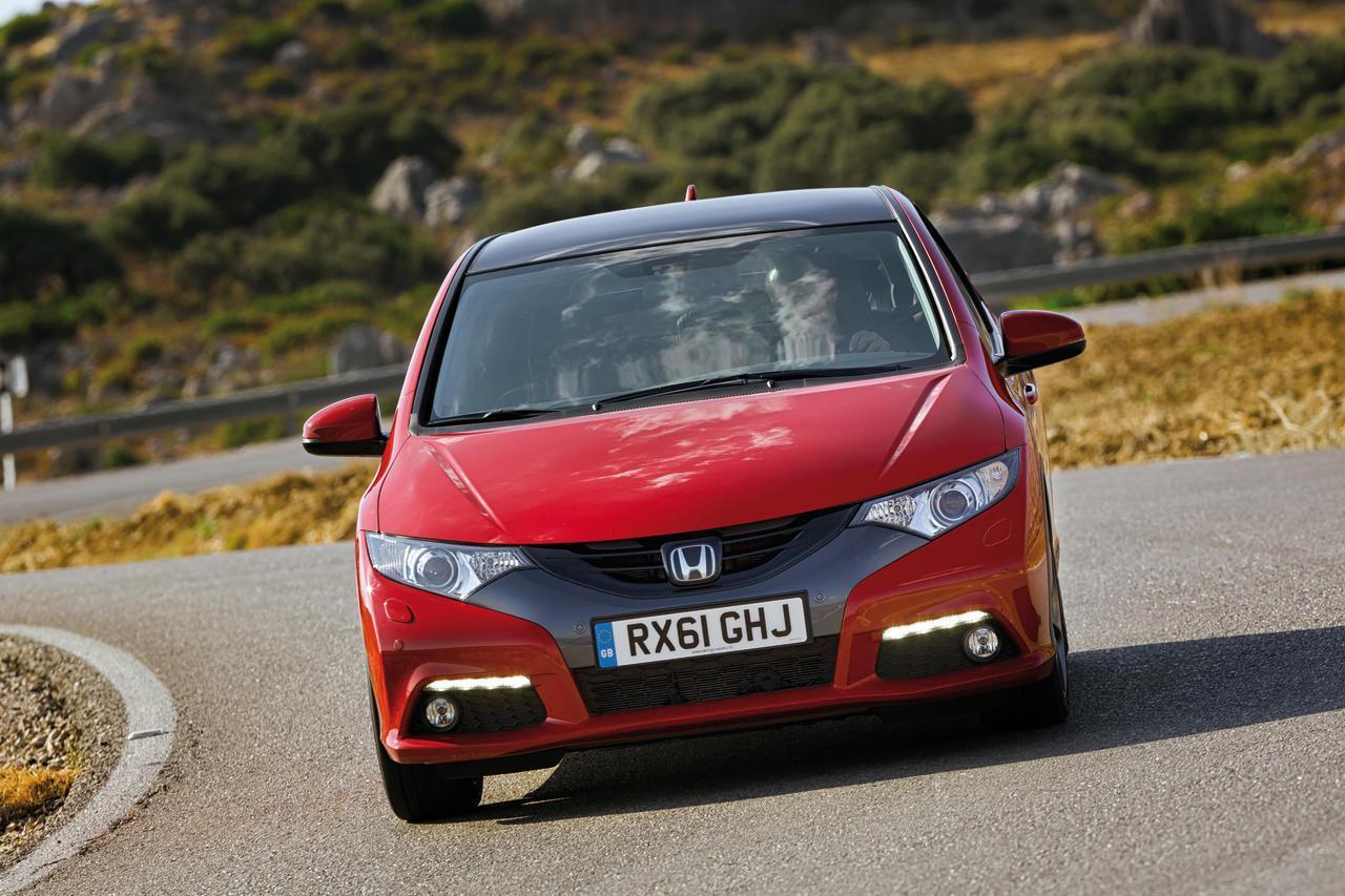 Foto de Honda Civic 2012 (132/153)