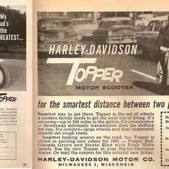 Foto 9 de 13 de la galería harley-davidson-topper-scooter en Motorpasion Moto